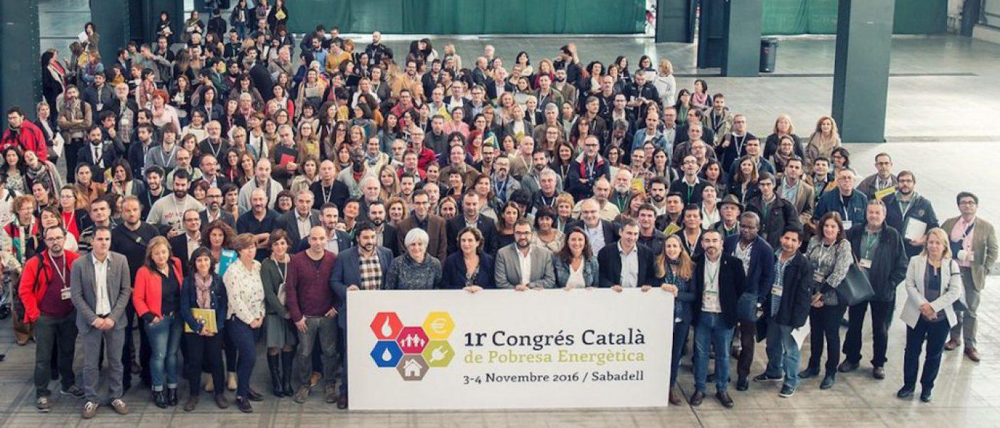 1r Congrés Català sobre Pobresa Energètica